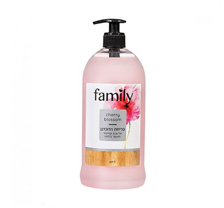 מארז 2 יחידות סבון ידיים בניחוחות לבחירה FAMILY - תמונה 3