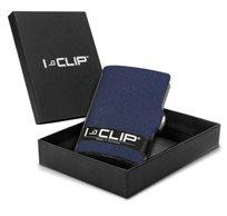 I-CLIP דגם 'Jeans' כחול