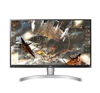 """מסך מחשב """"27 LG דגם 27UK650-W אחריות יבואן רישמי"""