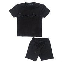 חליפת Emporio Valentini לילדים (מידה 18-2 שנים) שחור