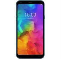 """סמארטפון +LG Q7 מסך """"5.5 אחסון 64GB מצלמה 16MP סוללה 3000mAh מערכת הפעלה Android 8.0"""