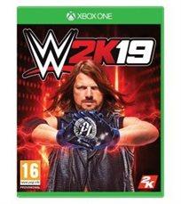 Wwe 2K19 Xbox One במלאי! אירופאי!