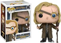 Funko Pop - Mad-Eye Moody (Harry Potter) 38 בובת פופ