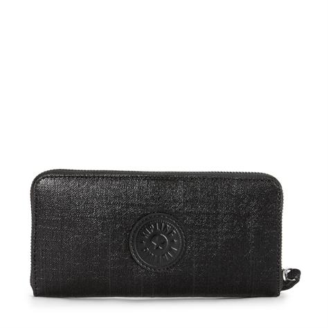 ארנק גדול Alia - Coated Black  שחור מבריק