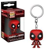 Funko Pop -  Deadpool Keychain מחזיק מפתחות