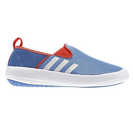 נעלי אופנה Adidas לנוער דגם BOAT SLIP-ON K