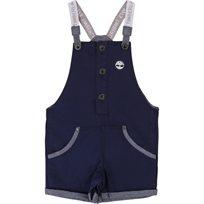 TIMBERLAND טימברלנד אוברול (1-12 חודשים) - ג'ינס כחול