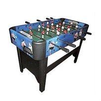 שולחן כדורגל חזק ויציב לשימוש ביתי דגם STORE 2000  מבית CITYSPORT בעיצוב מרהיב וצבעוני!