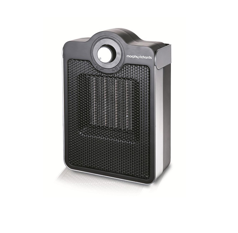 מפזר חום קרמי Ultra Slim דגם 63120T מבית MORPHY RICHARDS ,מנגנון הגנה בפני נפילה - מתצוגה