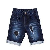 Oro ג'ינס(12 חודשים -16 שנים) - ברמודה פאטצ' כחול
