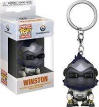 Funko Pop - Winston Keychain מחזיק מפתחות
