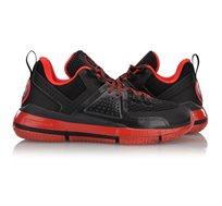 נעלי כדורסל לגברים Li Ning Way of Wade 6 Professional - שחור/אדום