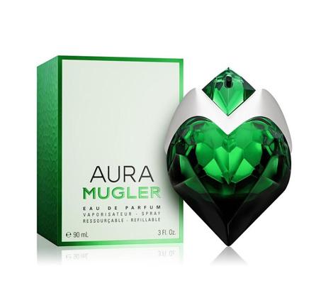 """בושם לנשים AURA MUGLER א.ד.פ 90 מ""""ל Thierry Mugler"""