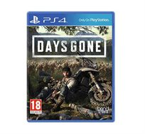 משחק DAYS GONE לפלייסטיישן 4 דגם CUSA-09175 ל- PlayStation 4 יבואן רשמי