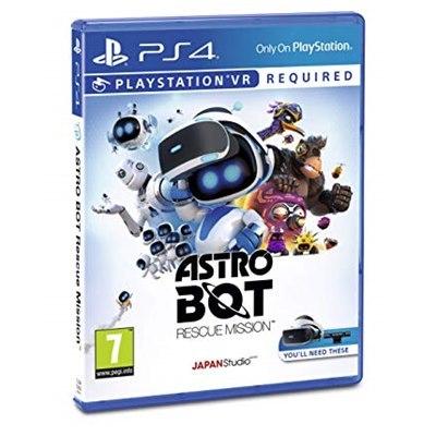 Astro Bot Rescue Mission Vr Ps4 אירופאי!