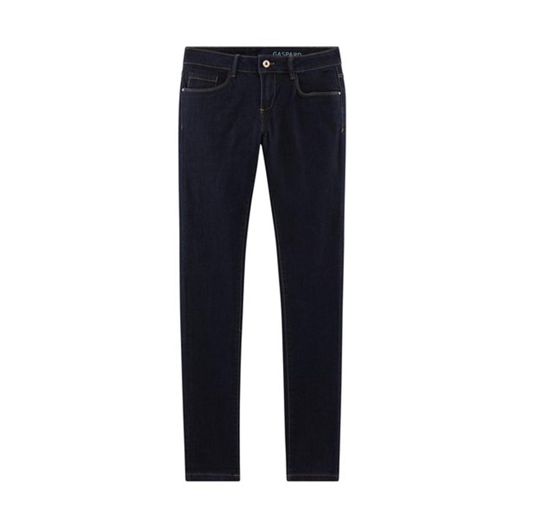 ג'ינס סקיני PROMOD - כחול כהה