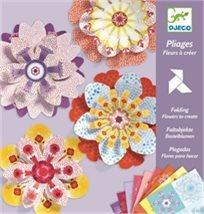אוריגמי פרחים - Djeco