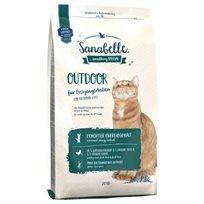 מזון לחתולים בוגרים סנבל אאוטדור 2 קילו Sanabelle Outdoor