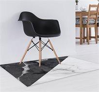 שטיח מעוצב דגם מרבל בגדלים לבחירה