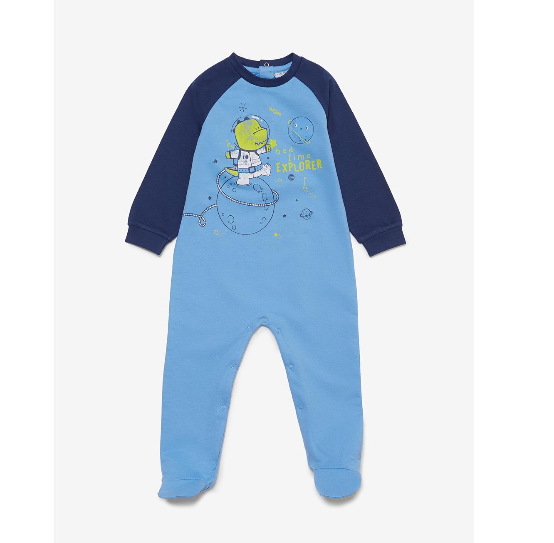 חליפה לתינוקות OVS  - כחול