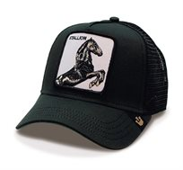 Goorin יוניסקס// Stallion White כובע מצחיה חיות