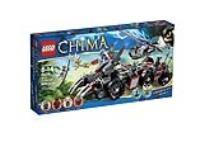לגו צ'ימה Worriz Combat Lair דגם 70009
