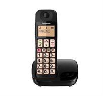 טלפון אלחוטי  PANASONIC דגם KX-TGE110MBB