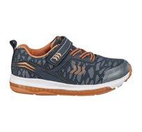 נעלי ספורט יובל חצים Papaya לילדים בצבע כחול רויאל