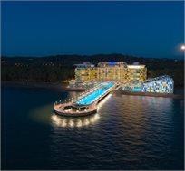 טיסה ומלון לבטומי ביוני-אוג' ל-3-4 לילות במלון 5* עם פארק מים החל מכ-$557*