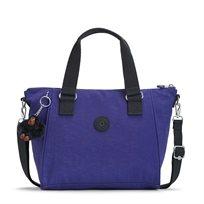 תיק צד בינוני AMIEL - Summer Purpleסגול קייצי