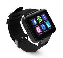 שעון חכם עם טלפון עצמאי עם צג ענק 2.2 אינץ' לנוחות שימוש מקסימלית