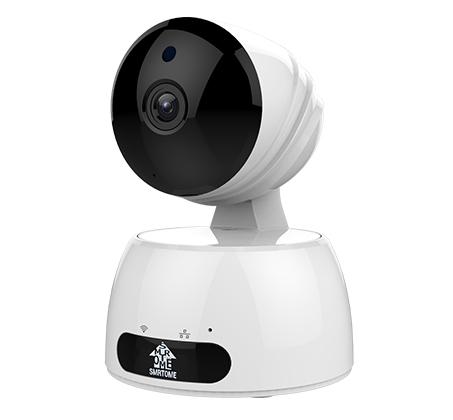 מצלמת אבטחה HD לבית ולעסק SMRTOME רמקול ומיקרופון מובנים אפליקציה מלאה בעברית לאנדרואיד ולאייפון - משלוח חינם - תמונה 3