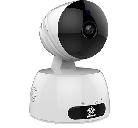 מצלמת אבטחה HD לבית ולעסק SMRTOME רמקול ומיקרופון מובנים אפליקציה מלאה בעברית לאנדרואיד ולאייפון - משלוח חינם - תמונה 2