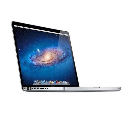 """מחשב נייד """"15.4  MacBook PRO דגם MC721LLA זיכרון 8GB דיסק קשיח 240GB SSD"""
