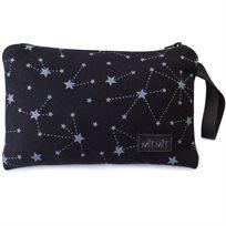 Baby Mitmit נרתיק החתלה שחור- Galaxy Collection