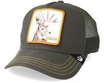 GOORIN יוניסקס// RACK OLIVE כובע מצחייה חיות