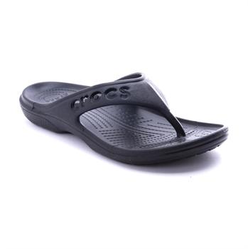 Crocs Baya Flip - נעלי אצבע שחורות
