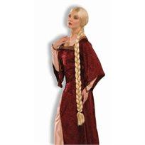 פיאה נסיכה בלונדינית רפונזל ארוכה במיוחד
