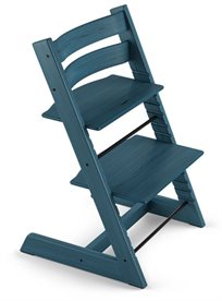 כיסא אוכל רב שלבי טריפ טראפ Tripp Trapp - כחול כהה