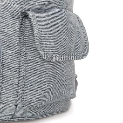 תיק גב קטן City Pack S - Cool Denimגינס בהיר