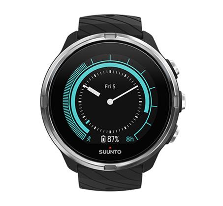 שעון עם דופק מובנה מפרק כף היד Suunto 9 בשני צבעים לבחירה - משלוח חינם - תמונה 2