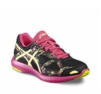 נעלי ילדות Asics רכות וגמישות עם שרוכים דגם Gel Lightplay 3 GS