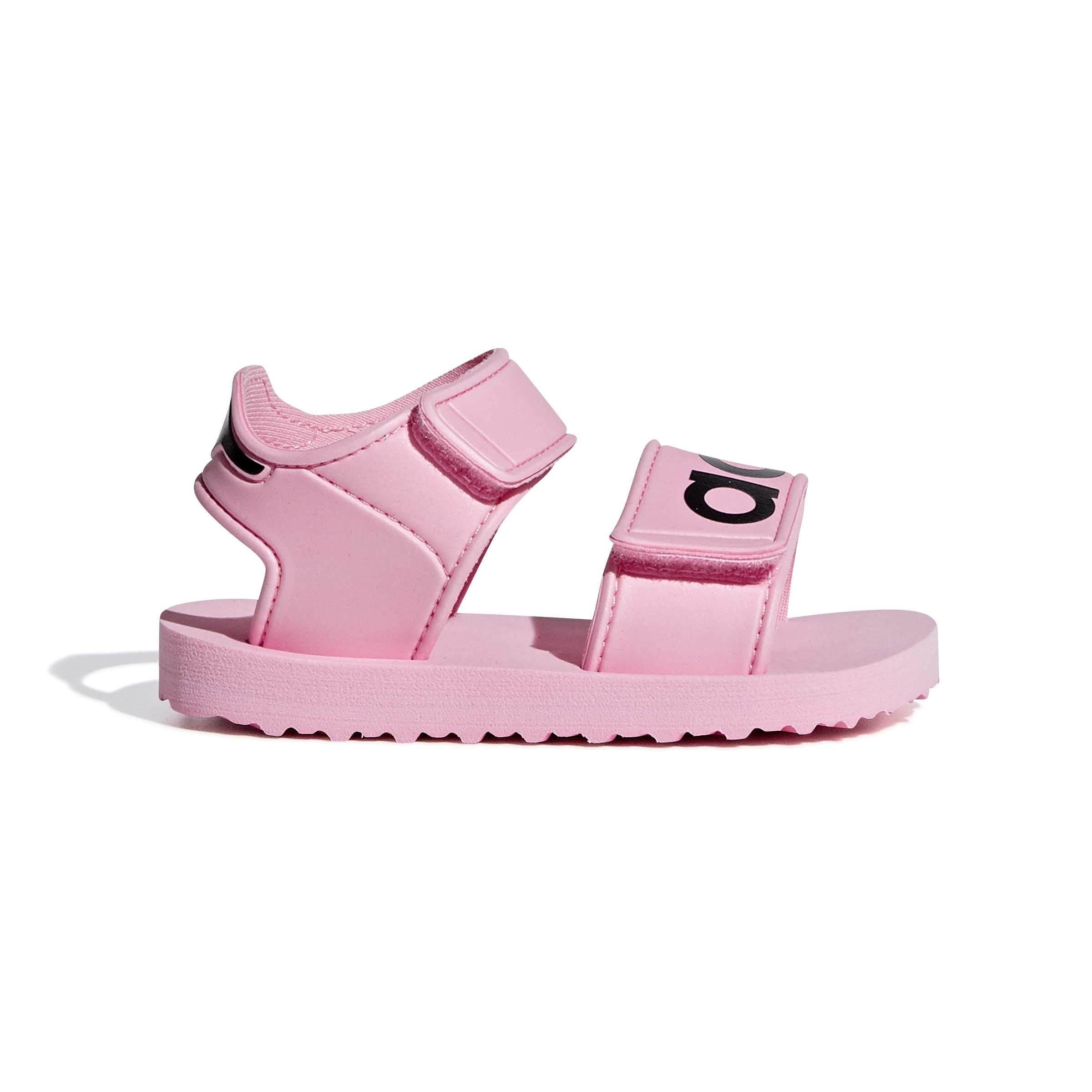 Adidas תינוקות - סנדל ורוד