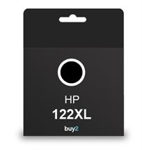 איכות שלא הכרתם! ראש דיו תואם HP 122XL שחור, דיו איכותי למדפסת