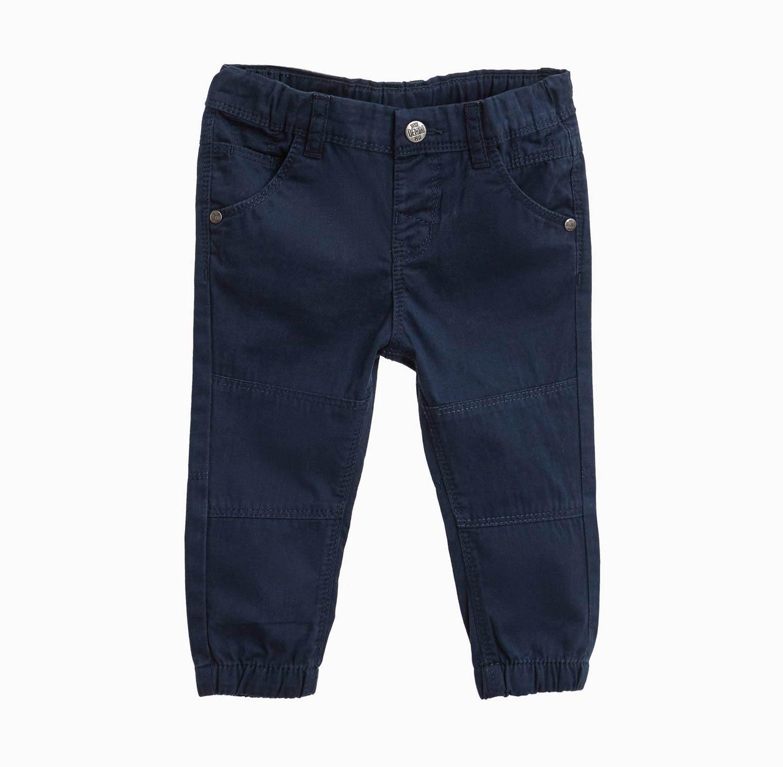 מכנסי טוויל OVS לתינוקות וילדים - כחול נייבי