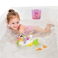 צעצוע אמבט ברווז סילון מים בת הים Jet Duck Mermaid