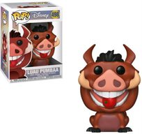 Funko Pop - Luau Pumba (Lion King ) 498  בובת פופ