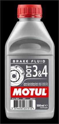 נוזל בלמים Motul דוט 3 ו500ml 4