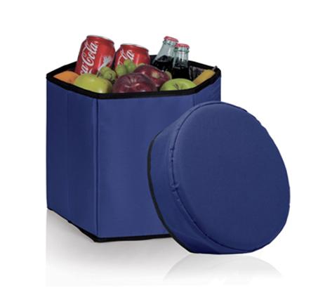 צידנית רכה הכוללת נפח 12 ליטר ומכסה מושב PICNIC TIME - תמונה 3