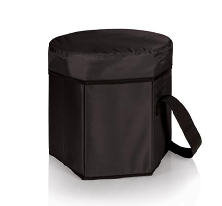 צידנית רכה הכוללת נפח 12 ליטר ומכסה מושב PICNIC TIME - תמונה 4